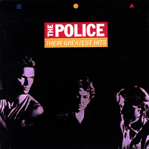 1990 – Their Greatest Hits (The Police) (Compilation)