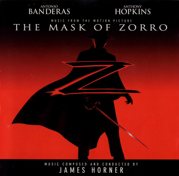 1998 – The Mask Of Zorro (O.S.T.)