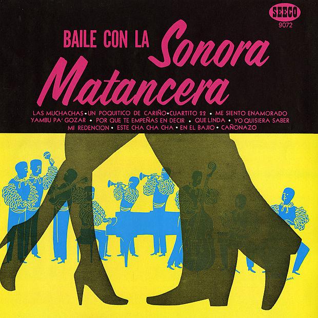 1956 – Baile con la Sonora Matancera (Sonora Matancera)