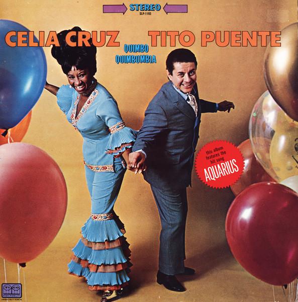 1969 – Quimbo Quimbumbia (with Tito Puente)