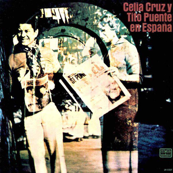 1971 – Celia Y Tito Puente en España (with Tito Puente)