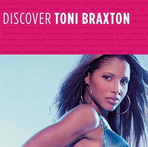 2007 – Discover Toni Braxton (E.P.)