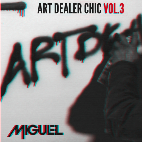 2012 – Art Dealer Chic, Vol. 3 (E.P.)