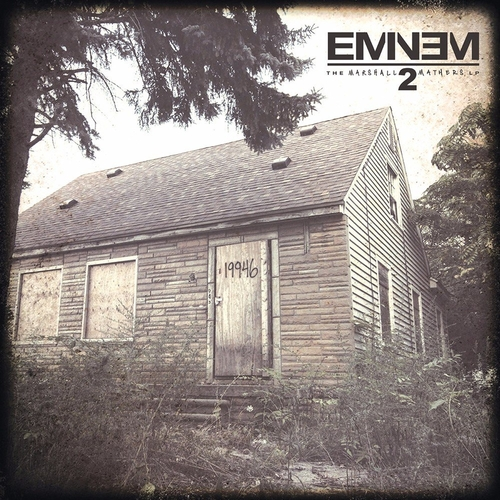 2013 – The Marshall Mathers LP 2