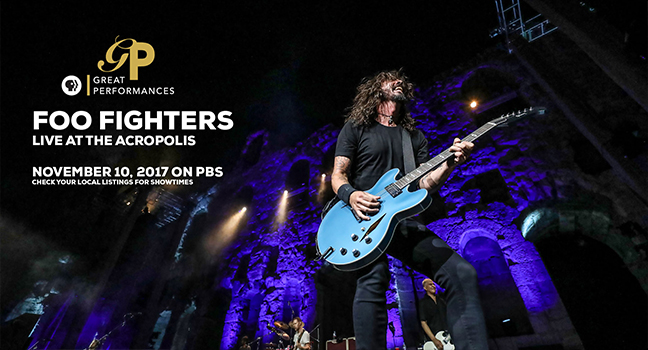 On This Day | 10 Ιουλίου 2017 Foo Fighters Live @ Ηρώδειο
