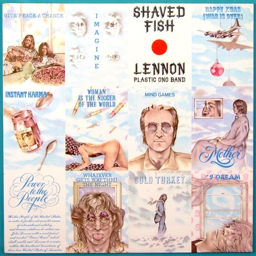 1975 – Shaved Fish (Compilation)