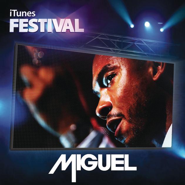 2012 – iTunes Festival: London 2012 (E.P.)
