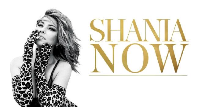 Νέο Album | Shania Twain – Now