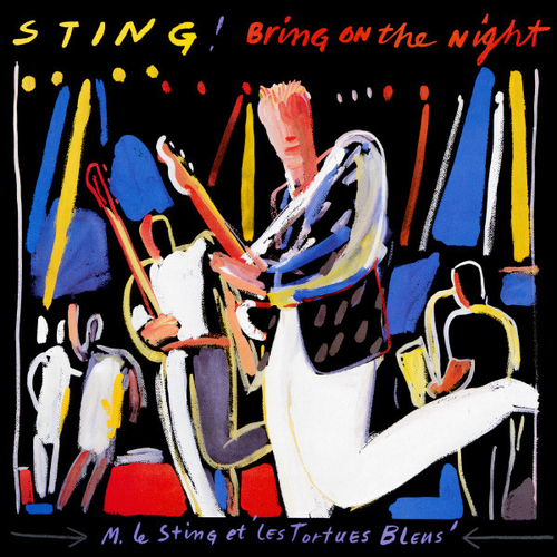 1986 – Bring on the Night (Live)