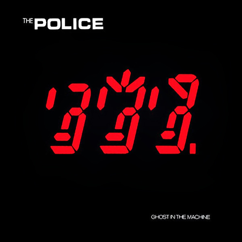 1981 – Ghost in the Machine (The Police)
