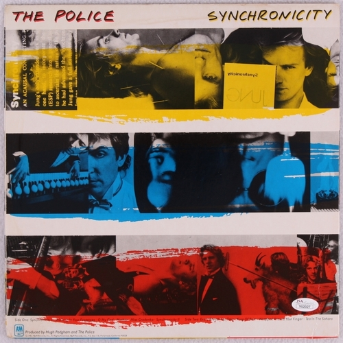 1983 – Synchronicity (The Police)