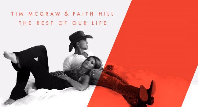 Νέα Συνεργασία | Tim McGraw & Faith Hill – The Rest Of Our Life
