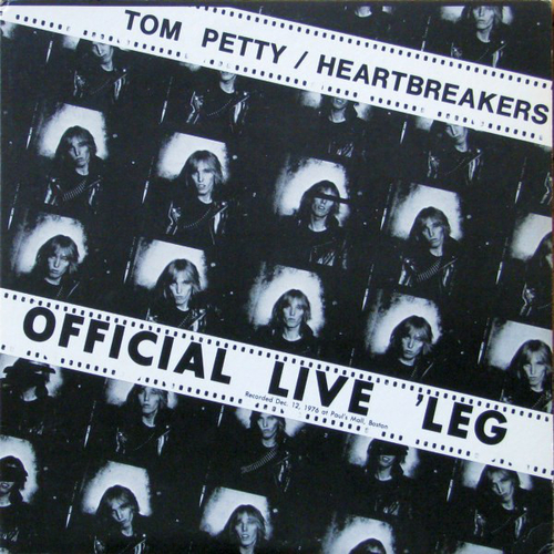 1977 – Official Live 'Leg (Live) (with The Heartbreakers)