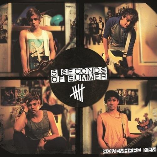 2012 – Somewhere New (E.P.)