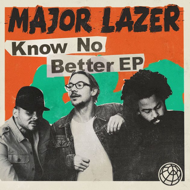 2017 – Know No Better (E.P.)