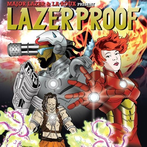2010 – Lazerproof (with La Roux/Mixtape)