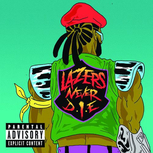 2010 – Lazers Never Die (E.P.)