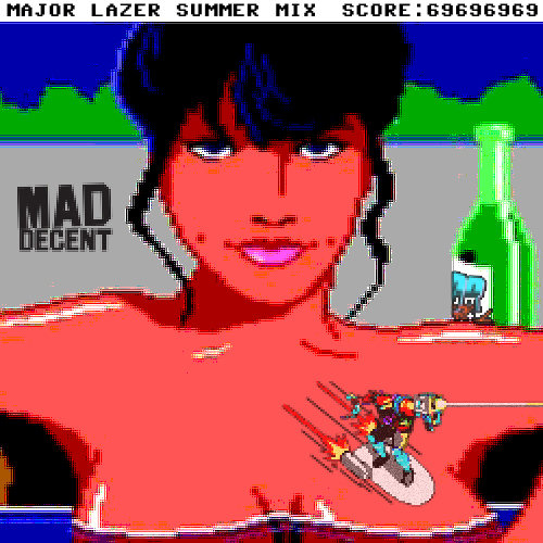 2010 – Major Lazer Summer Mix (Mixtape)