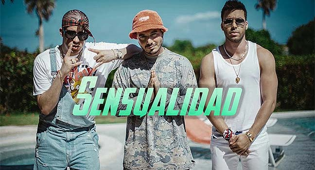 Νέο Video Clip | Bad Bunny, Prince Royce & J Balvin – Sensualidad