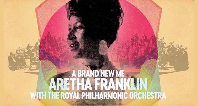 Νέες Versions | Aretha Franklin & The Royal Philharmonic Orchestra – Think & Respect