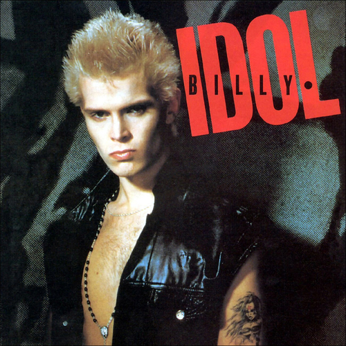 1982 – Billy Idol