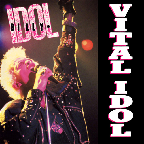 1985 – Vital Idol (Compilation)