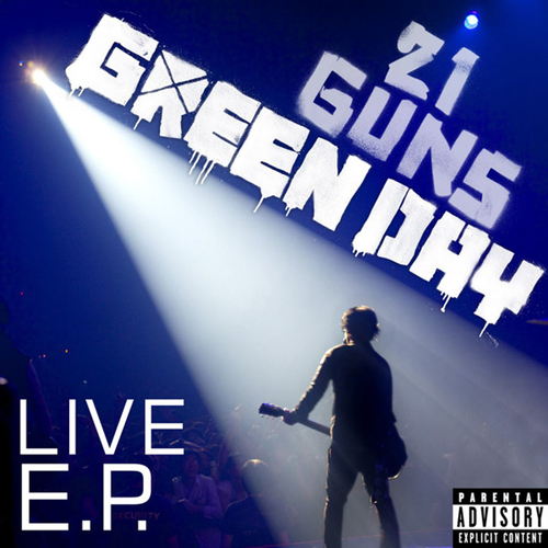 2009 – 21 Guns Live (E.P.)