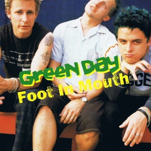 1997 – Foot In Mouth (E.P.)