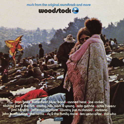 1970 – Woodstock: Music from the Original Soundtrack and More (Live)
