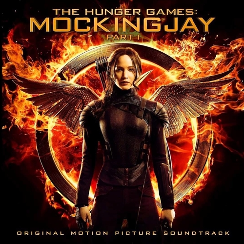 2014 – The Hunger Games: Mockingjay, Pt. 1 (with various artists) (O.S.T.)