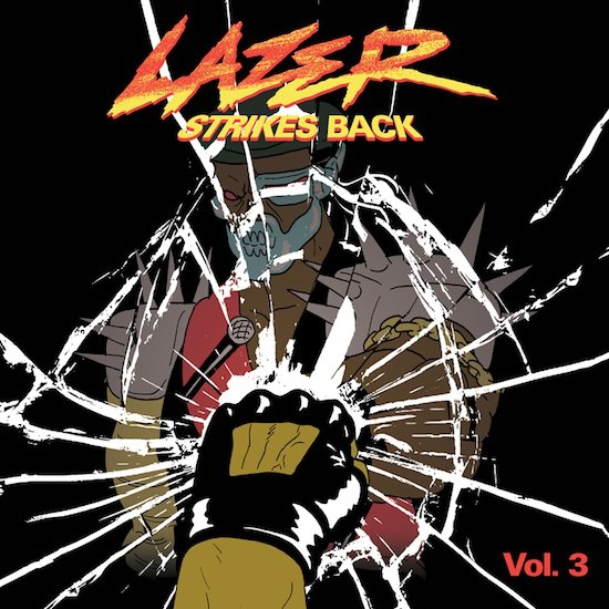 2013 – Lazer Strikes Back Vol. 3 (E.P.)