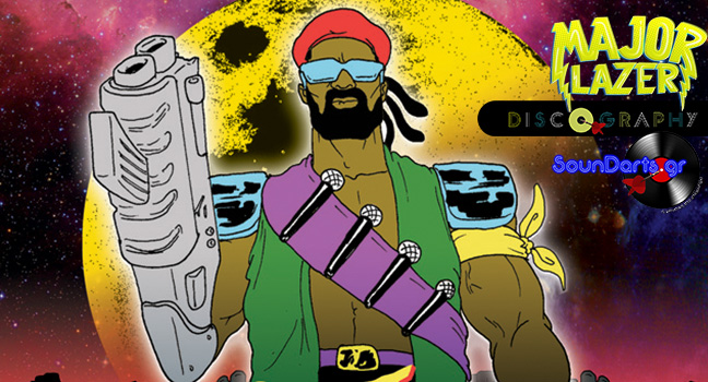 Discography & ID : Major Lazer