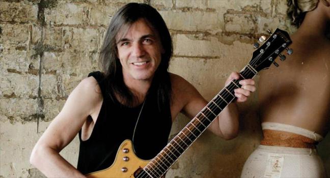 News | Έφυγε από τη ζωή ο Malcolm Young, των AC/DC.