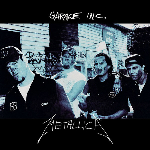 1998 – Garage Inc. (Compilation)