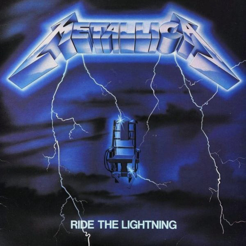 1984 – Ride the Lightning