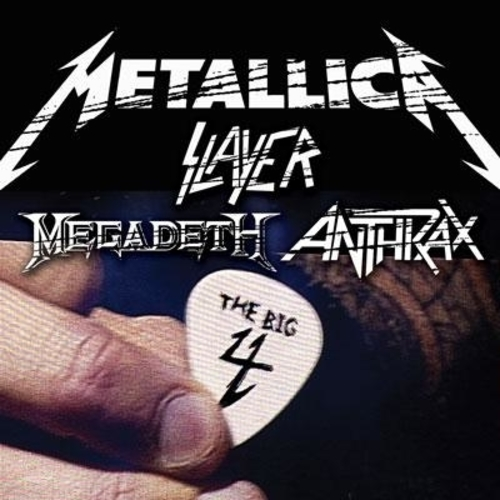 2010 – The Big Four: Live from Sofia, Bulgaria (with Slayer, Megadeth and Anthrax) (Live)