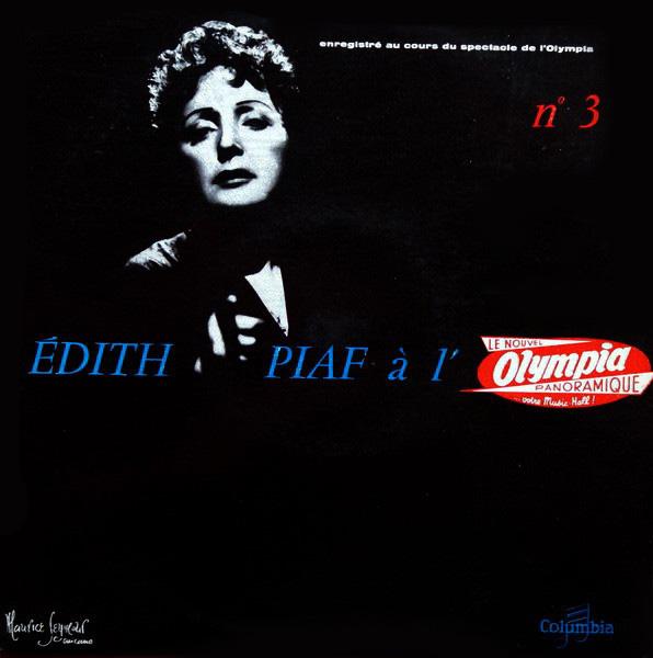 1958 – A L'Olympia – N° 3