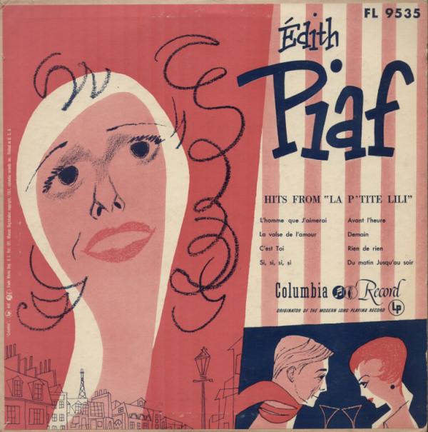1951 – Hits From «La P'tite Lili»