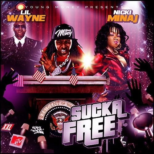2008 – Sucka Free (mixtape)