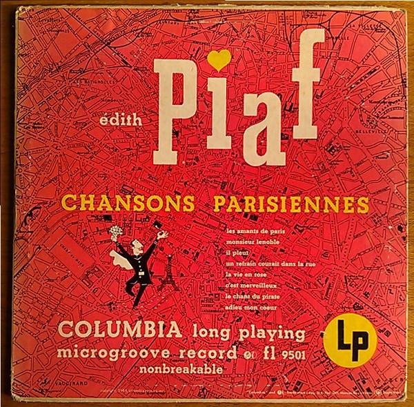 1949 – Chansons Parisiennes