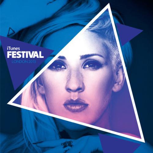 2013 – iTunes Festival: London 2013 (E.P.)