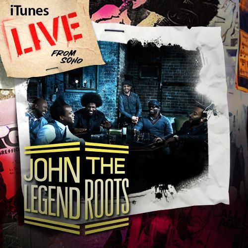 2011 – iTunes Live from SoHo (with The Roots) (E.P.)