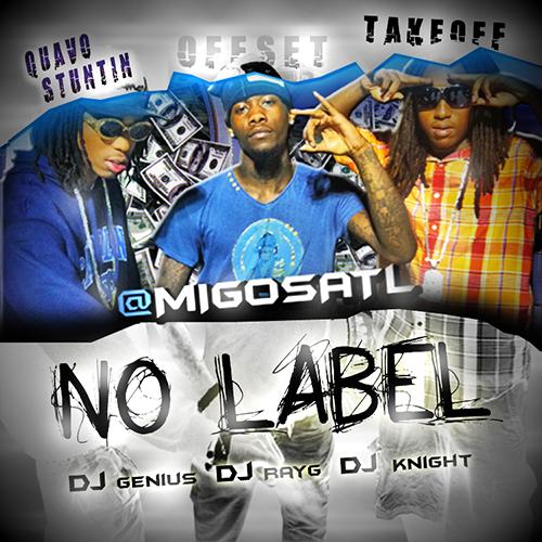 2012 – No Label (mixtape)