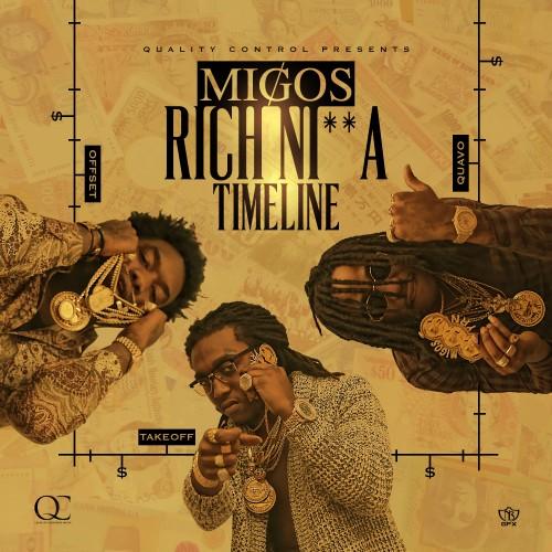 2014 – Rich Ni**a Timeline (mixtape)