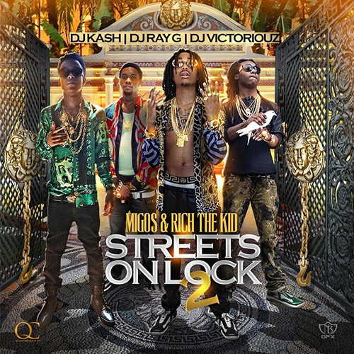 2013 – Streets on Lock 2 (with Rich The Kid) (mixtape)