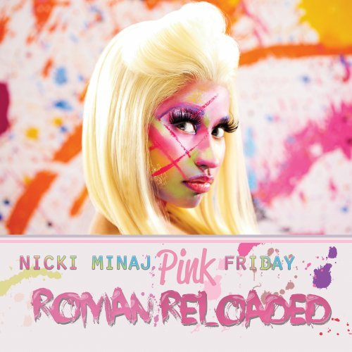 2012 – Pink Friday: Roman Reloaded