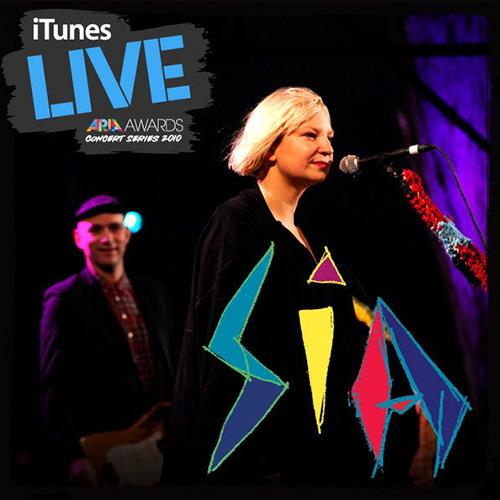 2010 – iTunes Live – ARIA Concert Series (Live)