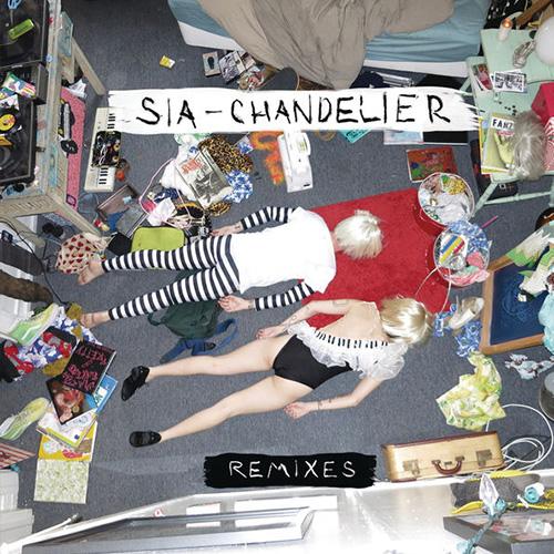 2014 – Chandelier Remixes (Remix Album)