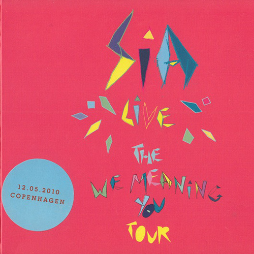 2011 – The We Meaning You Tour (Copenhagen 12.05.2010) (Live)