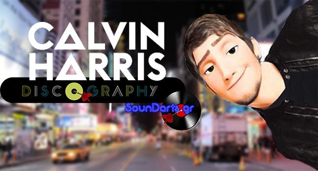Discography & ID : Calvin Harris